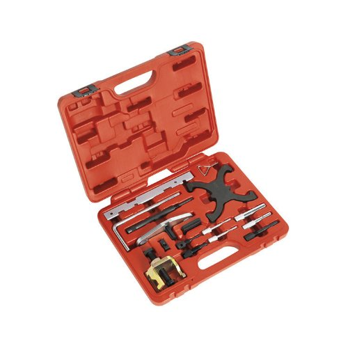 SUPERTOOLS Ford Diesel Petrol Engine Belt Chain Drive Alignment Locking Combination Tool kit TP1076