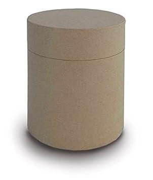 Rigid Kraft Box - Tube box: Amazon.co.uk: Office Products