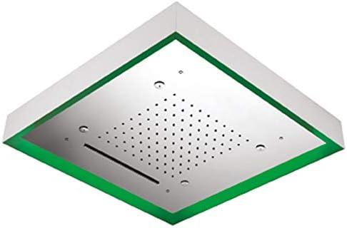 Ramon Soler Shower Hydrotherapy - Alcachofa de ducha LED para ...