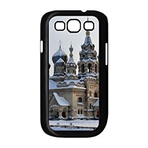 Samsung Galaxy S3 I9300 Building Phone Back Case DIY Art Print Design Hard Shell Protection FG093650