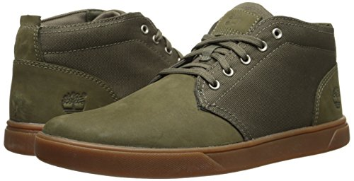 34ebd6664bf Timberland Men's Groveton Leather Fabric Chukka Snow Boot ...