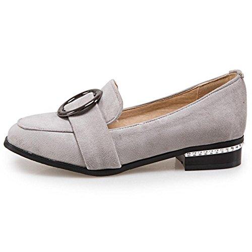Coolcept Zapatos Clasicos para Mujer Grey-2