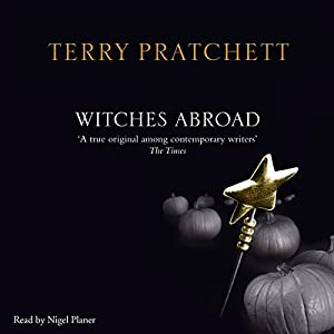 Witches Abroad | Livre audio