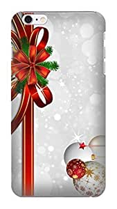 custom fashionable New Style Popular Christmas phone accessory TPU phone case with cool photo designed for iphone 6 Plus Kimberly Kurzendoerfer