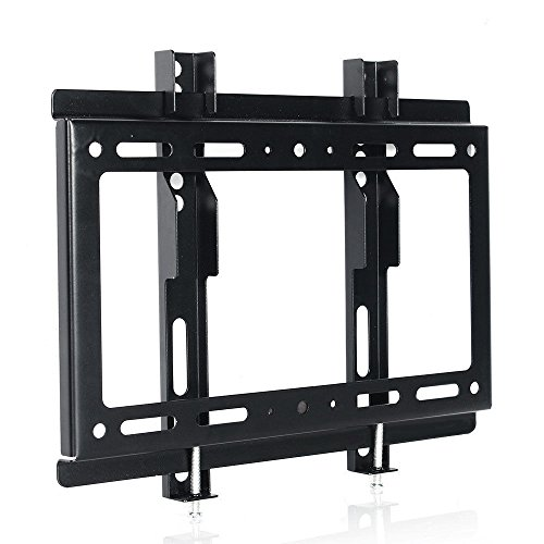 Price comparison product image NEW Flat TV Wall Mount Bracket LCD LED Screen 17 19 22 23 24 26 27 32 37 40 42 Inch