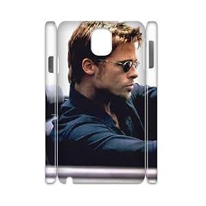C-EUR Diy Case Brad Pitt,customized Hard Plastic case For samsung galaxy note 3 N9000 by icecream design