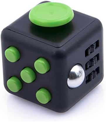 The Ultimate Cube Toy for Fidgeting Stress, Anxiety Relief ADHD