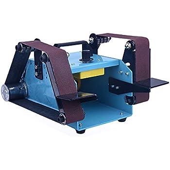 Belt Sander V 201 Zaar Dual Axis Grinder Table Sanding