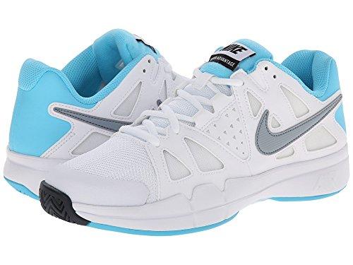 Nike Air Vapor Ventaja para Mujer Zapatos de Tenis de los Deportes de Cordones Zapatillas de