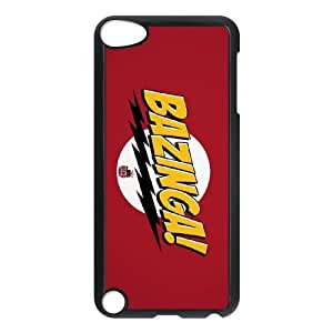 Ipod Touch 5 The Big Bang Theory pattern design Phone Case