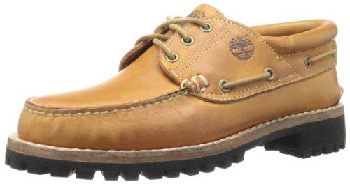 932eaab06803 Timberland Men s Heritage Classic 3 Eye Lug Boat Shoe