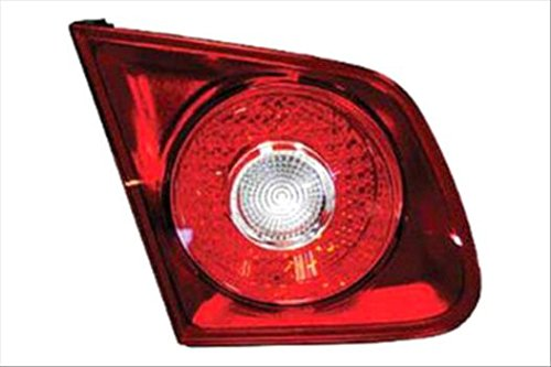 2005+ OE Replacement Back Up Light Assembly VOLKSWAGEN JETTA TYPE 5 Partslink VW2802101 2008-2010