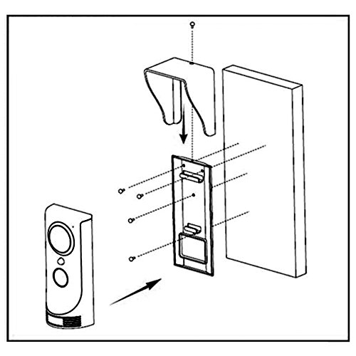 Doorbell Wiring 2 Chimes Diagram