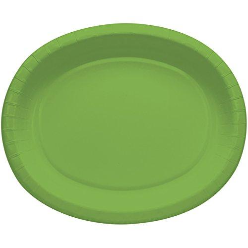 Creative Converting 433123 Oval Platter 10