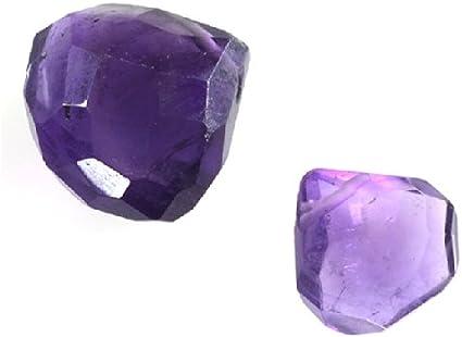 Amethyst Heart BeadsNatural Amethyst Smooth Heart BriolettesAmethyst Gemstone BriolettesAmethyst Gemstone Beads7-11 MM7 InchSI-3403