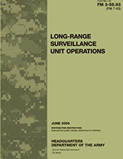 field manual fm 3 98 reconnaissance and security operations july rh amazon com U.S. Army Field Manual 21 20 U.S. Army Field Manual 21 20