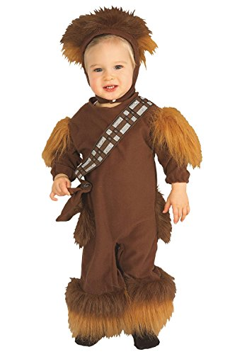 Rubie's Toddler Boys Star Wars Chewbacca Costume Size 2T-3T -