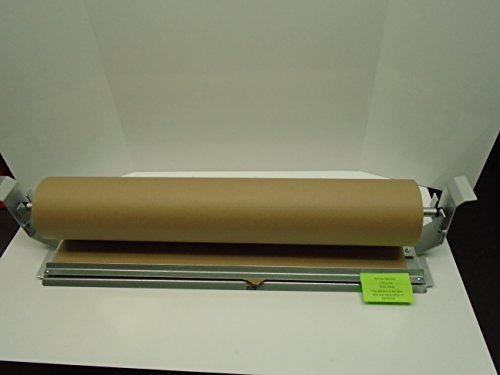 Paper Cutter Roll Dispenser Econoline 36 inches table mount Kraft paper Duralov