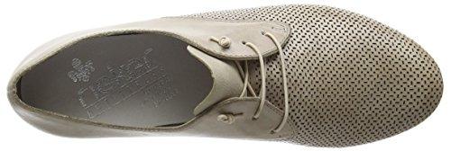 Rieker 51945 Women Derby - Zapatos de cordones derby Mujer Gris - Grau (steel / 42)
