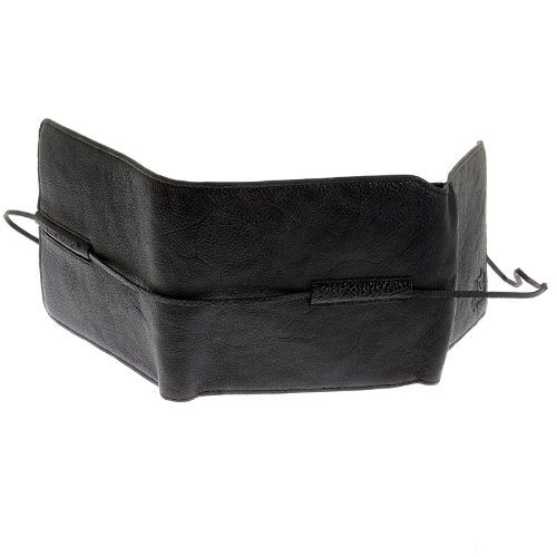 black Wallet Italian Ksohoh fold REDM5736 MKWS leather RMC wallet Martin 3 landscape Zx4qAwAaf
