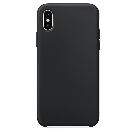 Amazon.com  iPhone X Silicone Case 74635a591c