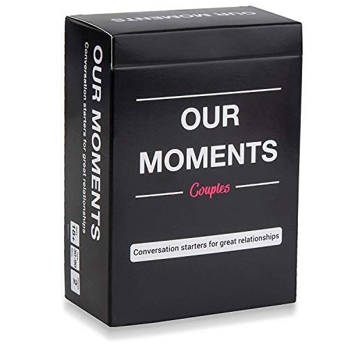 OUR MOMENTS Couples: 100 Thought Provoking Conversation Starters
