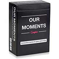 Our Moments Couples: 100 Thought Provoking Conversation...