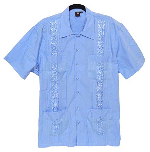 04b155f7cd0 Squish Cuban Style Guayabera Shirt