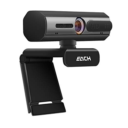 🥇 CADA 1080P Full HD Autofocus Webcam