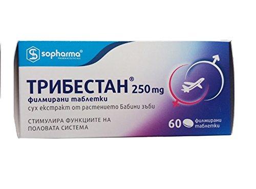 Sopharma Tribestan, 60 Tablet by Sopharma