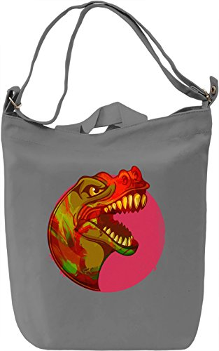 The Last Dinosaurs Borsa Giornaliera Canvas Canvas Day Bag| 100% Premium Cotton Canvas| DTG Printing|