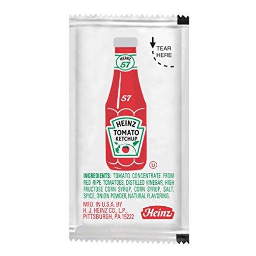 Heinz Packets - 8