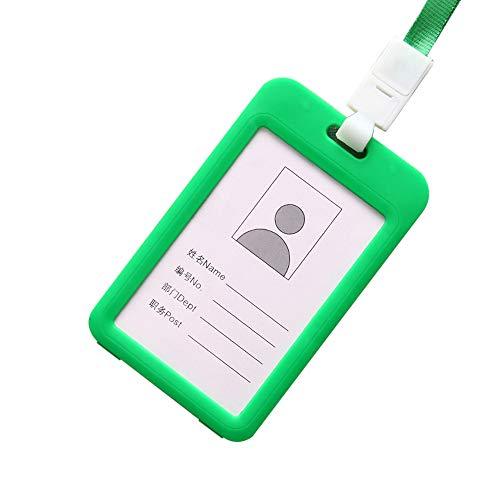 Halloween Clearance, Portable Colorful Employee Plastic ID