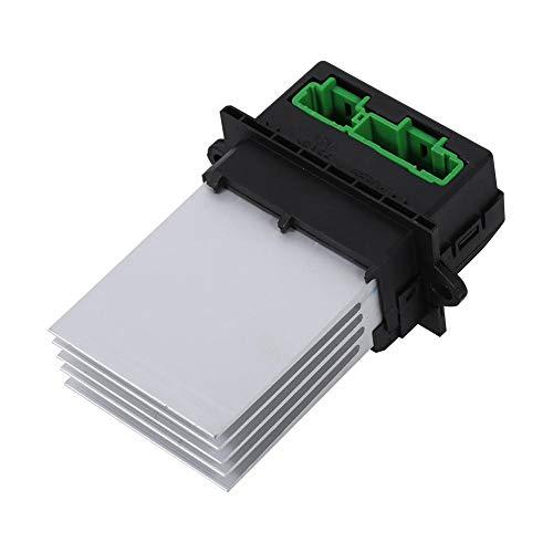 - Fydun Heater Blower Resistor Air Conditioning Blower Resistor Motor Resistor Kit for Peugeot Citroen Renault 6441L2