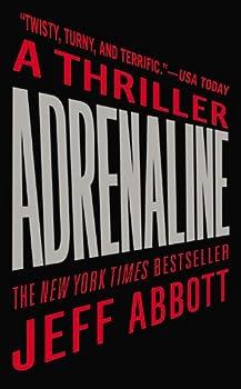 Adrenaline 0446575186 Book Cover