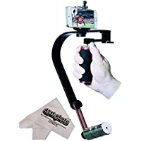 SteadyMate® SM1 HD Professional Handheld Camera Stabilizer for Apple iPhone 6 Plus, 6, 5S, 5C, 5, 4S and 4 Smart Phones