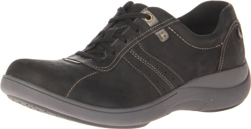 Aravon Women's Revsmart Oxford,Black,8.5 B US by Aravon