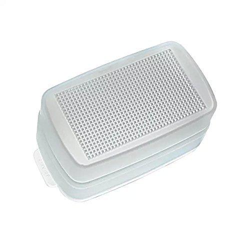 Goliton Off-shoe Omni Bounce Flash Diffuser Soft Box White Softbox for Metz Flash 36AF5の商品画像