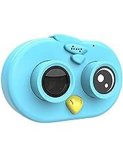كاميرا أونورال اللطيفة للأطفال 12 ميجا بكسل 1080 بكسل كاميرا رقمية صغيرة فل اتش دي، شاشة 2.0 بوصة اي بي اس اتش دي مع خاصية تسجيل حركة التصوير. LMZHONORALLD6988BLSA