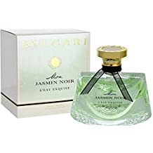 ( In Mind ) Bvlgari Mon Jasmin Noir L'eau Exquise Eau de Toilette Spray for Women 2.5 oz. ( NEW Authentic and Fast Shipping )