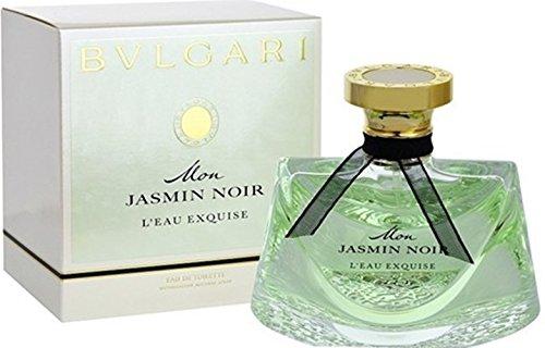 ( In Mind ) Bvlgari Mon Jasmin Noir L'eau Exquise Eau de Toilette Spray for Women 2.5 oz. ( NEW Authentic and Fast Shipping - Bvlgari Women Wallet