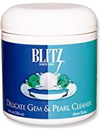8oz Delicate Gem and Jewelry Cleaner Jar