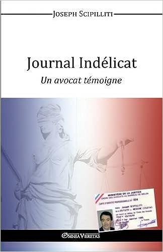 Journal Indelicat epub pdf