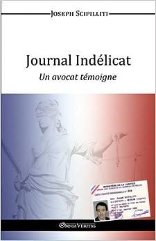 Book Journal Indélicat