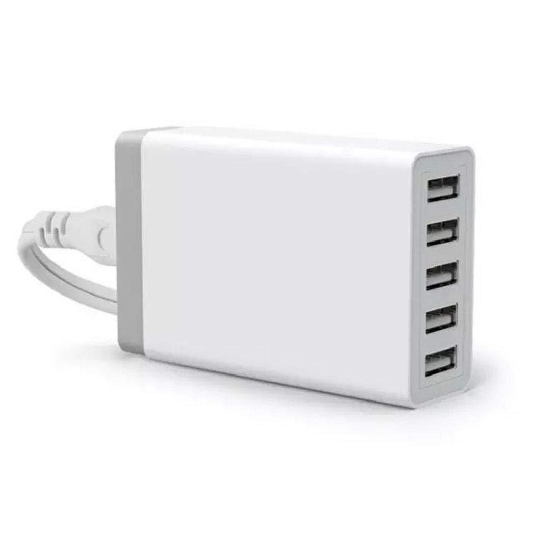 caricabatterie usb multiporta