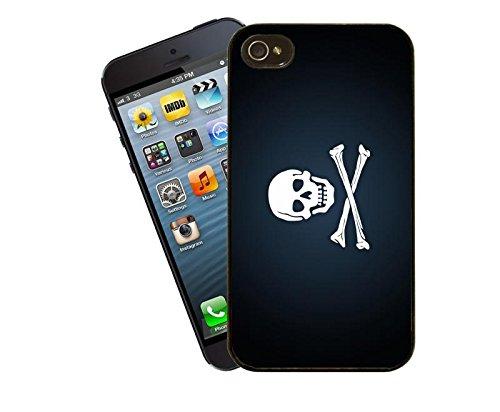 Jolly Roger Flagge iPhone Fall - passen diese Abdeckung Apple Modell 5 und 5 s - von Eclipse-Geschenk-Ideen