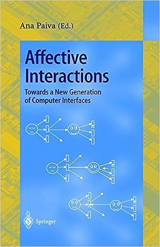 Kindle télécharger des livres sur ordinateur Affective Interactions: Towards a New Generation of Computer Interfaces en français CHM by Ana Paiva