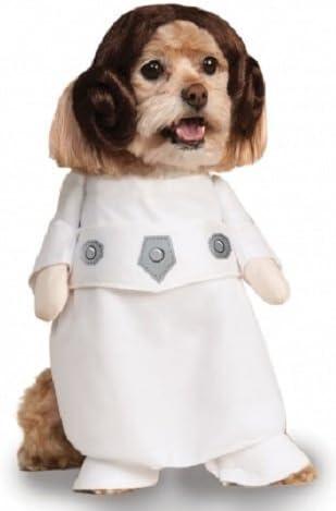 Mascota perro gato cachorro animal Star Wars Princesa Leia ...