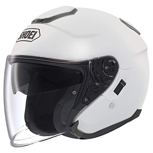 Shoei J-Cruise Helmet (Medium) (White)