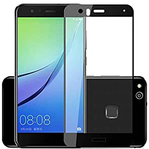 Tempered-Glass Screen Protector For Htc_U ultra (Black)